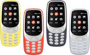 El regreso del Nokia 3310
