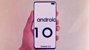 Android 10 llega al Samsung Galaxy A40, A50 y A7 2018