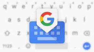 """Gboard: el botón """"Buscar"""" ha desaparecido del teclado de Google"""