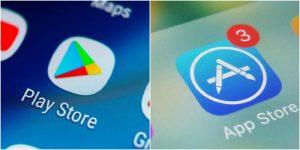 Las ventas del primer trimestre de Apple App Store y Google Play Store superan los $ 23.4 mil millones
