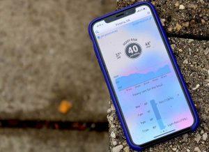 Dark Sky: la aplicación del clima desaparecerá de Android debido a Apple