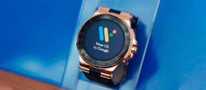 WearOS recibió soporte para pantallas de reloj aceleradas por hardware
