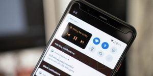 Google lanzó accidentalmente la actualización beta para Android 11