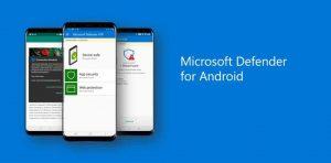 Microsoft Defender Antivirus llega a Android