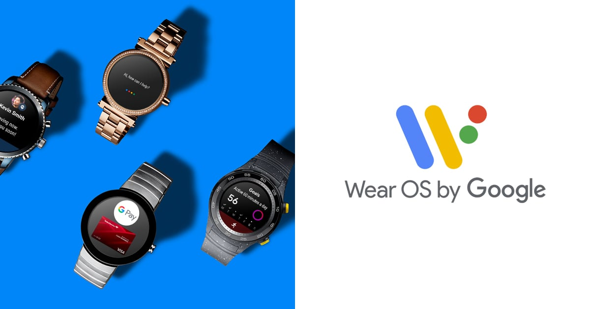 Smartwatches Wear OS de Google