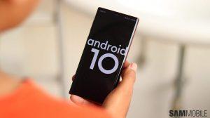 Android 10 es la actualización más rápida aceptada en la historia de Android