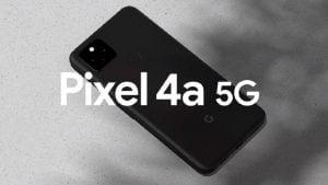 Ahorre dinero y elija el Google Pixel 4a 5G