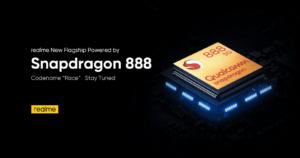 Realme Race se está preparando para lanzarse con el Snapdragon 888 SoC: primero echa un vistazo a este teléfono