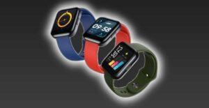 Realme Watch 2 y 2 Pro confirmados por la aplicación Realme Link