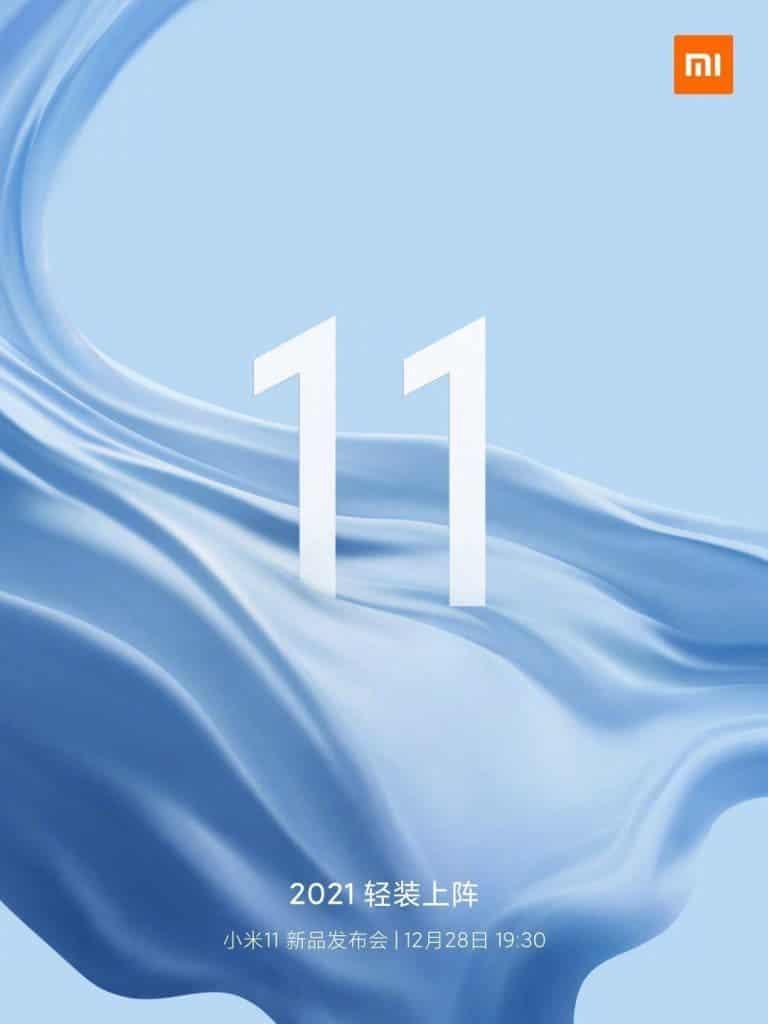 Serie Xiaomi Mi 11