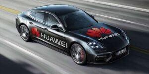 Huawei registra dos marcas de conducción: MATEDRIVE y MATEAUTO