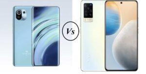 Xiaomi Mi 11 versus Vivo X60 - Snapdragon 888 se encuentra con Exynos 1080