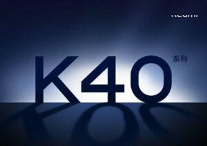 La serie Redmi K40 ingresa a la red: viene con cargadores de 33W