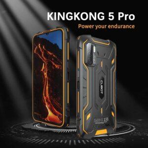 Cubot pronto lanzará el resistente KingKong 5 Pro