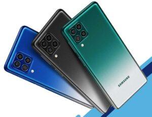 Galaxy M62: Samsung lanzará una versión global del Galaxy F62 en breve