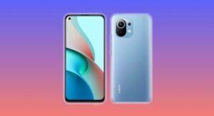 Xiaomi Mi 11 Lite apunta al título del teléfono inteligente 5G más delgado