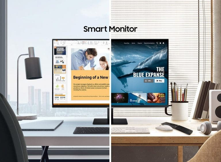 Monitor inteligente Samsung