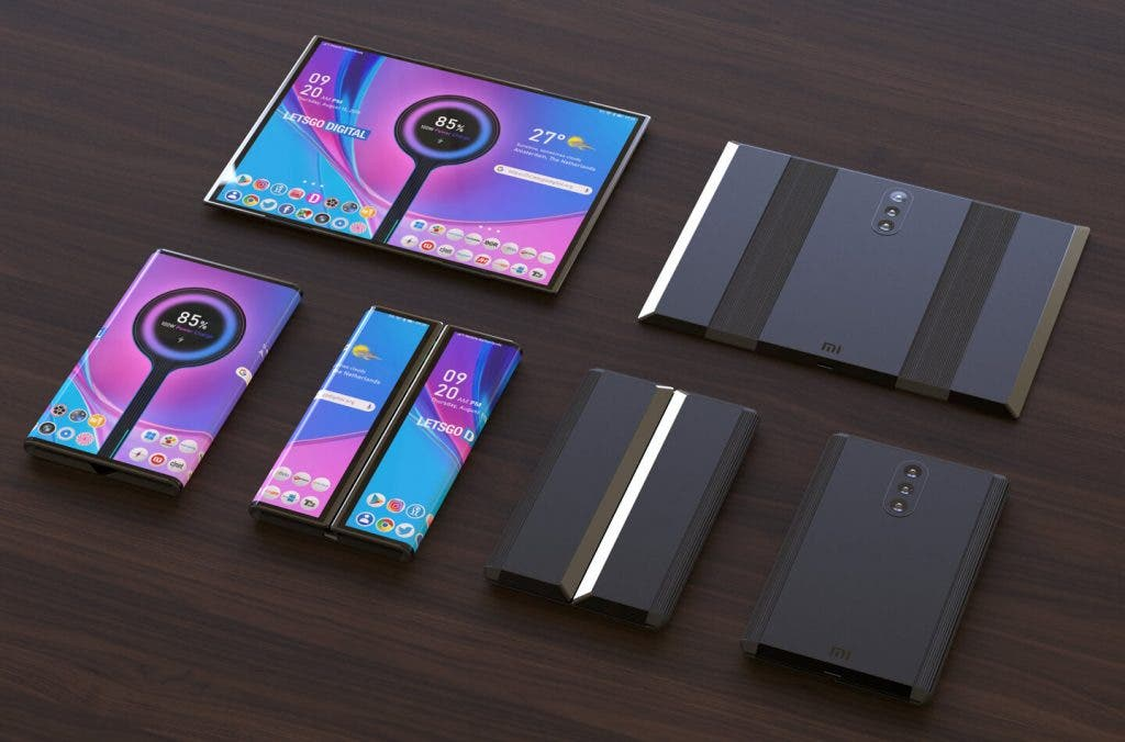 Teléfono plegable Xiaomi