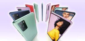 El Samsung Galaxy S20 FE 5G será oficial en India, y los que reserven temprano pagarán $ 655