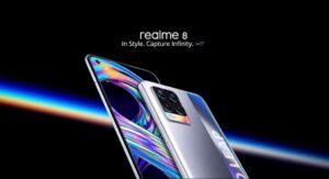 Certificación FCC de Realme 8 5G bags, el lanzamiento parece inminente