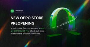 Oppo lanza su tienda online el 7 de mayo en India
