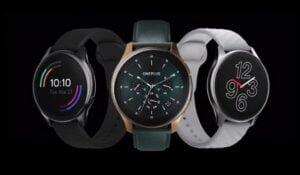 OnePlus Watch para obtener siempre una pantalla con una nueva actualización de software