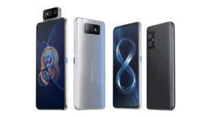 El precio de Asus Zenfone 8 se anunció antes del anuncio