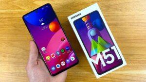 DxOMark: el Samsung Galaxy M51 tiene la mejor duración de batería para teléfonos inteligentes