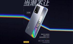 Realme Q3 viene con una configuración de cámara triple y múltiples opciones de color