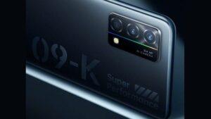 ¡Oppo K9 se lanzará en JD.com antes del lanzamiento y la reserva previa!