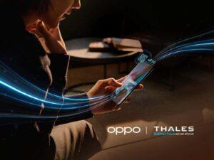 Oppo lanza el primer teléfono inteligente eSIM del mundo que admite 5G SAG