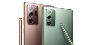 Un nuevo producto dentro de la línea Galaxy Note podría aparecer el próximo año
