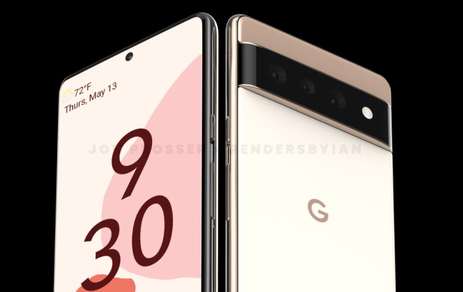 Google Pixel 6 y Google Pixel 6 Pro