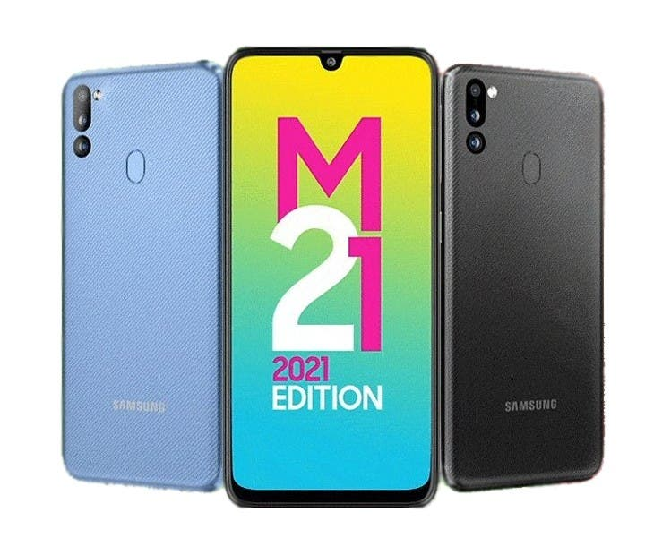Galaxy M21 Edición 2021