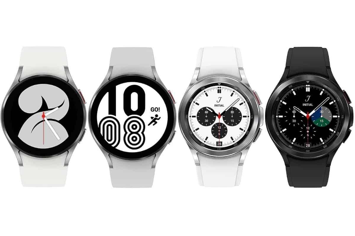 Galaxy Watch 4 y Watch 4 Classic: nuevo chip y más memoria