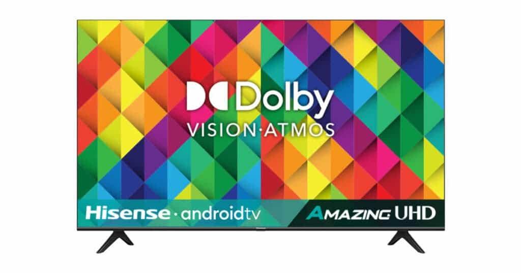 Hisense Smart TV UHD de 70 pulgadas y Tornado TV de 65 pulgadas lanzados en India