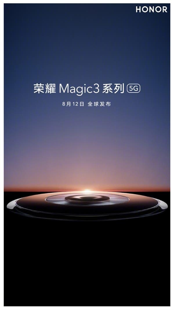 Honor Magic 3 para proporcionar un rendimiento sin precedentes, la marca demuestra