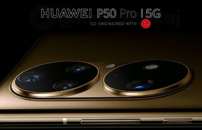 Serie Huawei P50