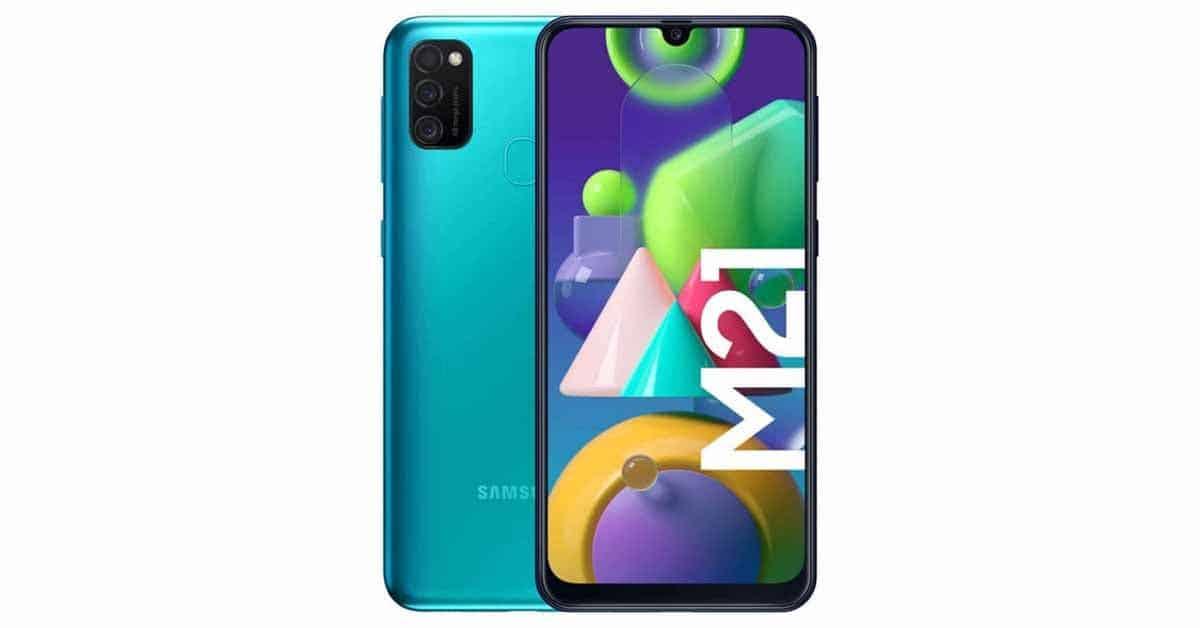 Las especificaciones de Samsung Galaxy M21 2021 Edition se filtraron antes del lanzamiento en India