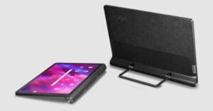 Lenovo anuncia una tableta Android que puede transformarse en un monitor portátil