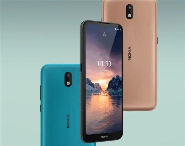 Nokia 1.3 ahora recibe la actualización de Android 11