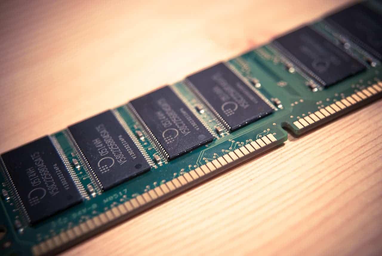 Samsung anunció el desarrollo de chips DDR5 de 24 gigabits