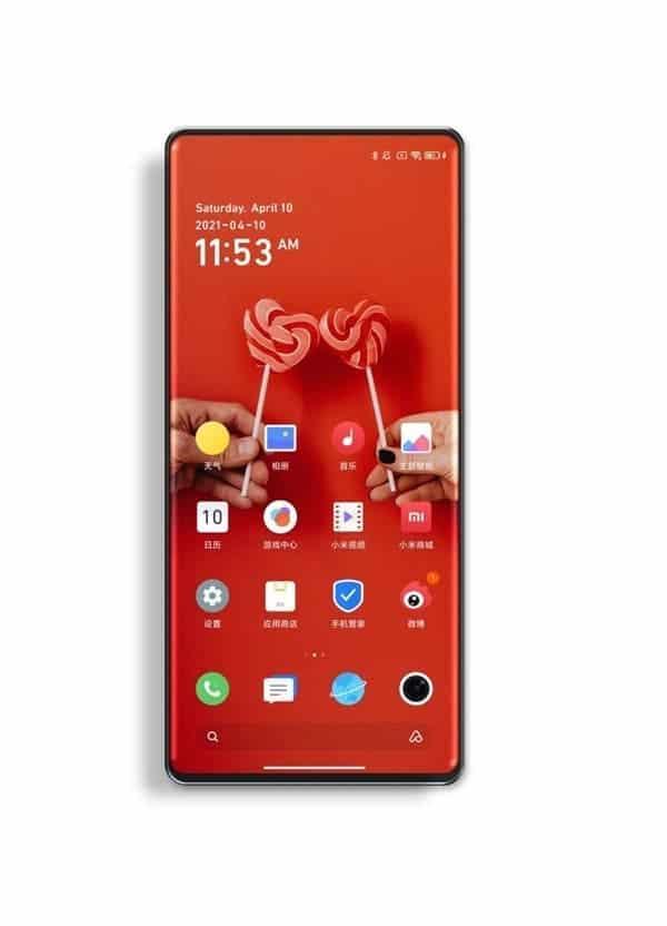 Xiaomi Mi MIX 4 tiene una fecha de lanzamiento probable: primer lote de teléfono inteligente SD888 +