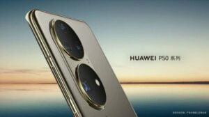 La serie Huawei P50 tiene una fecha de lanzamiento preliminar