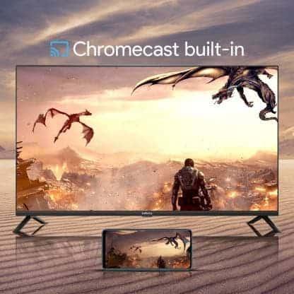 Infinix X1 40 Chromecast
