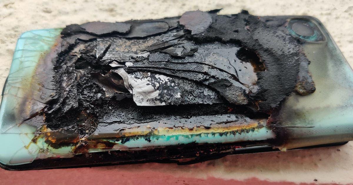 Esta es la razón detrás de la explosión del OnePlus Nord 2
