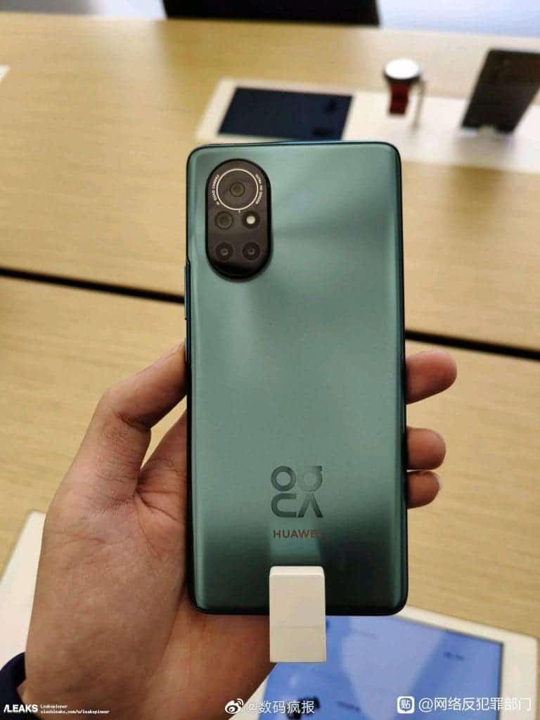 Huawei nova 9 usará un chip 5G que solo admite redes 4G