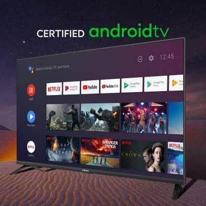 Infinix X1 40-Inch Full-HD Android Smart TV lanzado en India