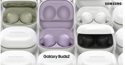 Las especificaciones de Samsung Galaxy Buds 2 se han revelado en una nueva fuga