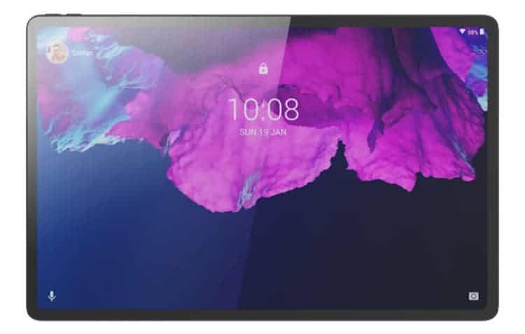 Lenovo lanzará la tableta Tab P12 Pro con tecnología Snapdragon 855